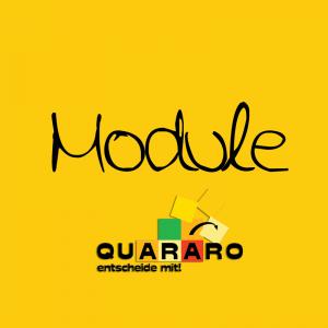 Download der Quararo Module für die Spielkarten